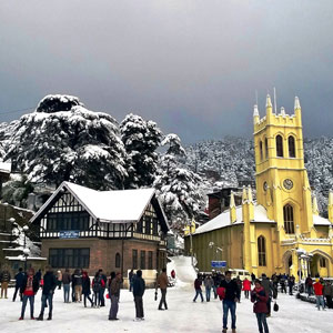 Himachal 9 Days 8 Night